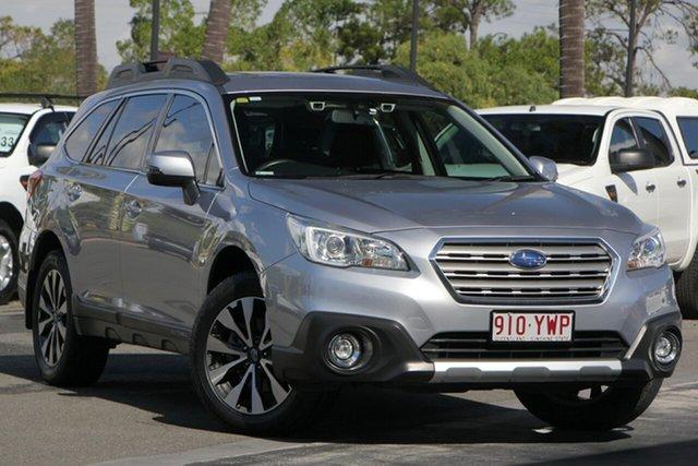 Used Subaru Outback B6A MY16 2.5i CVT AWD, 2016 Subaru Outback B6A MY16 2.5i CVT AWD Silver 6 Speed Constant Variable Wagon
