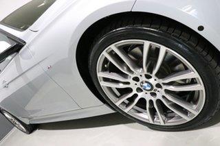 2018 BMW 330i F30 LCI MY18 M Sport Glacier Silver 8 Speed Automatic Sedan