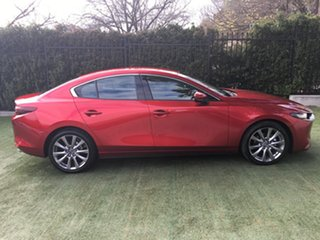 2019 Mazda 3 BP2SLA G25 SKYACTIV-Drive GT Soul Red 6 Speed Sports Automatic Sedan.
