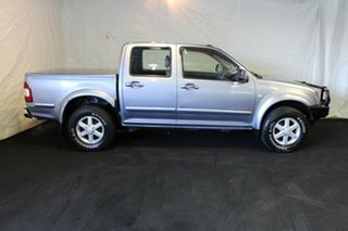 2004 Holden Rodeo RA LT Crew Cab Silver Blue 5 Speed Manual Utility.