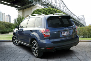 2013 Subaru Forester S4 MY14 XT Lineartronic AWD Blue 8 Speed Constant Variable Wagon