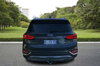 2019 Hyundai Santa Fe TM MY19 Highlander Rain Forest 8 Speed Sports Automatic Wagon