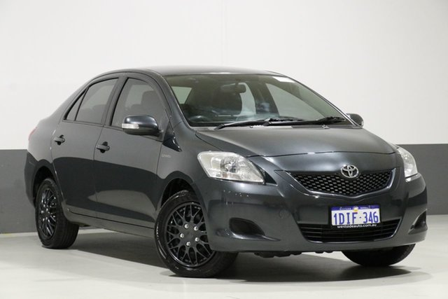 Used Toyota Yaris NCP93R 08 Upgrade YRS, 2009 Toyota Yaris NCP93R 08 Upgrade YRS Grey 5 Speed Manual Sedan