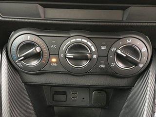 2019 Mazda 2 DJ2HAA Maxx SKYACTIV-Drive Jet Black 6 Speed Sports Automatic Hatchback