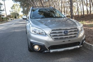 2015 Subaru Outback B6A MY15 2.5i CVT AWD Gold 6 Speed Constant Variable Wagon.