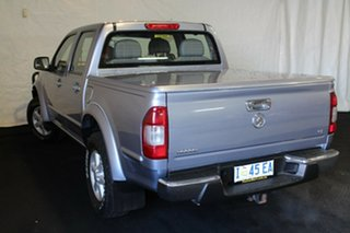 2004 Holden Rodeo RA LT Crew Cab Silver Blue 5 Speed Manual Utility