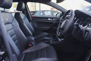 2015 Volkswagen Golf VII MY16 R DSG 4MOTION Black 6 Speed Sports Automatic Dual Clutch Hatchback