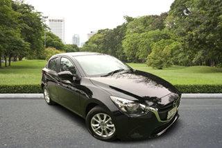 2019 Mazda 2 DJ2HAA Maxx SKYACTIV-Drive Jet Black 6 Speed Sports Automatic Hatchback.