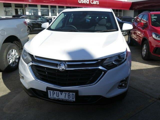 Used Holden Equinox EQ MY18 LS+ FWD, 2017 Holden Equinox EQ MY18 LS+ FWD White 6 Speed Sports Automatic Wagon