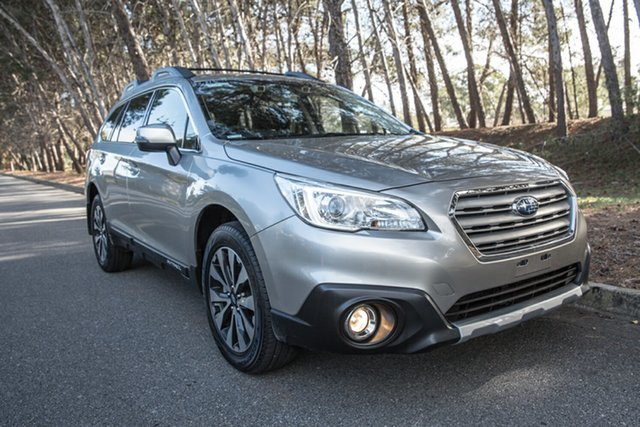 Used Subaru Outback B6A MY15 2.5i CVT AWD, 2015 Subaru Outback B6A MY15 2.5i CVT AWD Gold 6 Speed Constant Variable Wagon