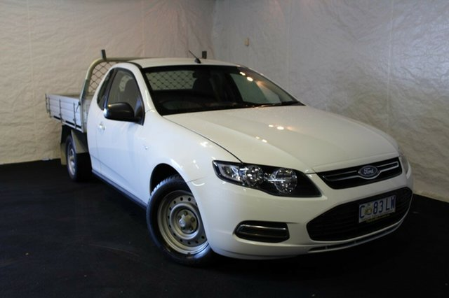 Used Ford Falcon FG MkII Ute Super Cab, 2012 Ford Falcon FG MkII Ute Super Cab White 6 Speed Sports Automatic Utility