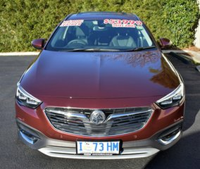 2018 Holden Calais ZB MY18 V Tourer AWD Rioja Red 9 Speed Sports Automatic Wagon.