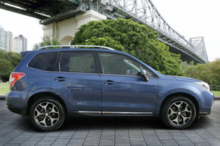 2013 Subaru Forester S4 MY14 XT Lineartronic AWD Blue 8 Speed Constant Variable Wagon.