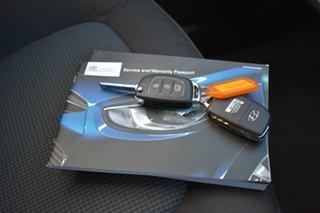 2014 Hyundai i20 PB MY14 Active Black 6 Speed Manual Hatchback