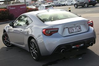2017 Toyota 86 ZN6 GT Ice Silver 6 Speed Sports Automatic Coupe