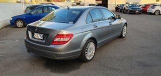 2009 Mercedes-Benz C220 CDI W204 Classic Grey 5 Speed Automatic Sedan
