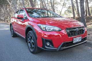 2019 Subaru XV G5X MY19 2.0i Premium Lineartronic AWD Pure Red 7 Speed Constant Variable Wagon.