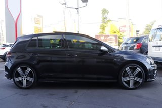 2015 Volkswagen Golf VII MY16 R DSG 4MOTION Black 6 Speed Sports Automatic Dual Clutch Hatchback.
