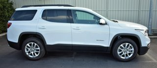 2019 Holden Acadia AC MY19 LT AWD Summit White 9 Speed Sports Automatic Wagon.