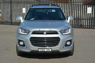 2016 Holden Captiva CG MY16 LT AWD Silver 6 Speed Sports Automatic Wagon.