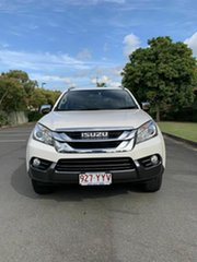2015 Isuzu MU-X LS-T White 5 Speed Automatic Wagon