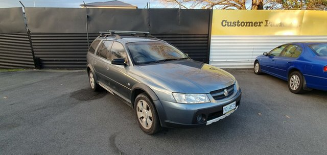 Used Holden Adventra VZ SX6, 2005 Holden Adventra VZ SX6 D/cloth 5 Speed Automatic Wagon