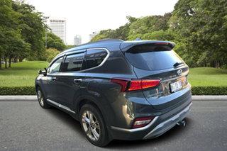 2019 Hyundai Santa Fe TM MY19 Highlander Rain Forest 8 Speed Sports Automatic Wagon.