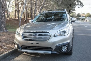 2015 Subaru Outback B6A MY15 2.5i CVT AWD Gold 6 Speed Constant Variable Wagon