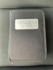 2013 Isuzu D-MAX MY14 SX White 5 Speed Manual Spacecab