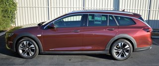2018 Holden Calais ZB MY18 V Tourer AWD Rioja Red 9 Speed Sports Automatic Wagon