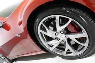 2014 Nissan 370Z Z34 MY13.5 Orange 6 Speed Manual Coupe