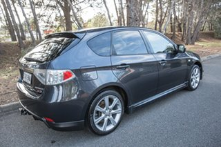 2008 Subaru Impreza G3 MY08 RS AWD Dark Grey 5 Speed Manual Hatchback
