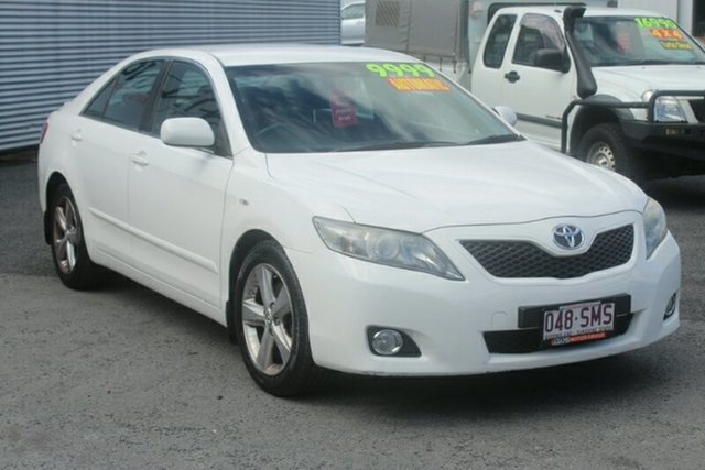 Used Toyota Camry ACV40R Touring, 2011 Toyota Camry ACV40R Touring White 5 Speed Automatic Sedan