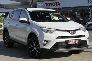 2017 Toyota RAV4 ZSA42R GXL 2WD Crystal Pearl 7 Speed Constant Variable Wagon.