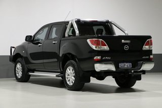 2013 Mazda BT-50 MY13 GT (4x4) Black 6 Speed Automatic Dual Cab Utility