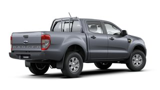 2019 Ford Ranger PX MkIII 2019.75MY XLS Pick-up Double Cab Grey 6 Speed Sports Automatic Utility.
