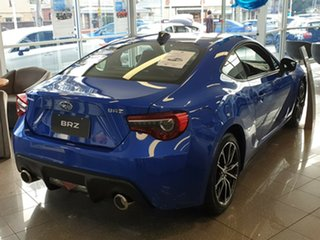 2019 Subaru BRZ Z1 MY19 WR Blue Mica 6 Speed Sports Automatic Coupe