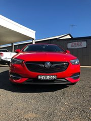 2017 Holden Commodore ZB LT Absolute Red 9 Speed Automatic Liftback