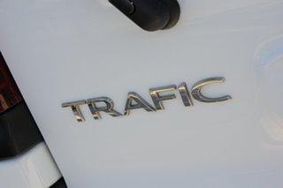2017 Renault Trafic X82 66KW Low Roof SWB White 6 Speed Manual Van