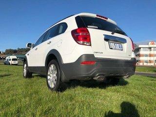 2018 Holden Captiva CG MY18 Active 2WD Summit White 6 Speed Sports Automatic Wagon.