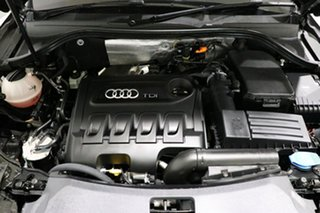 2014 Audi Q3 8U MY14 2.0 TDI Quattro (103kW) Black 7 Speed Auto Dual Clutch Wagon