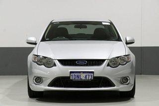 2010 Ford Falcon FG Upgrade XR6 50th Anniversary Silver 6 Speed Auto Seq Sportshift Sedan.
