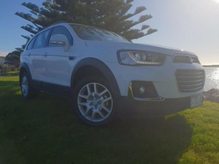 2018 Holden Captiva CG MY18 Active 2WD Summit White 6 Speed Sports Automatic Wagon.