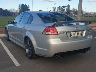 2012 Holden Commodore VE II MY12.5 SS Z Series Silver 6 Speed Sports Automatic Sedan