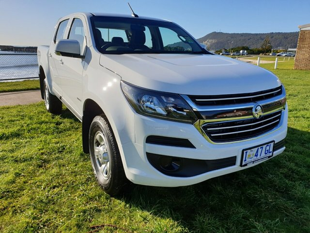 Demo Holden Colorado RG MY19 LS Pickup Crew Cab, 4X4 LS CR/CAB P/UP 2.8M