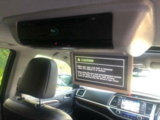 2015 Toyota Kluger GSU50R Grande 2WD Grey 6 Speed Sports Automatic Wagon