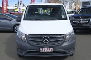 2015 Mercedes-Benz Vito 447 111CDI SWB White 6 Speed Manual Van.