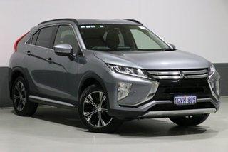 2018 Mitsubishi Eclipse Cross YA MY18 LS (2WD) Grey Continuous Variable Wagon.