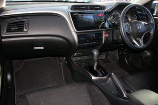 2015 Honda City GM MY14 VTi-L Blue 7 Speed Constant Variable Sedan