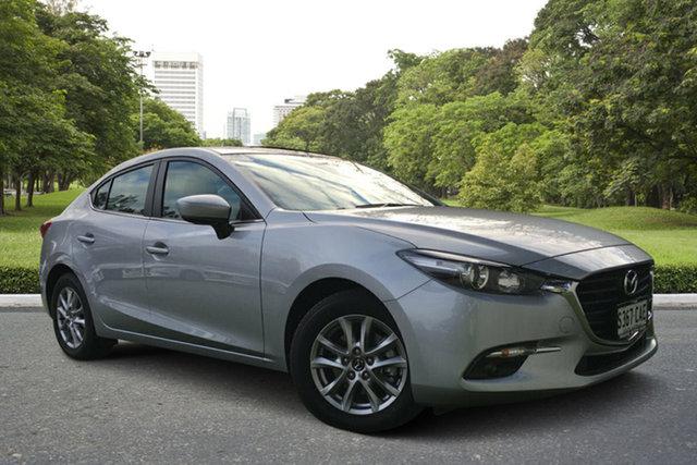 Demo Mazda 3 BN5278 Maxx SKYACTIV-Drive Sport, 2019 Mazda 3 BN5278 Maxx SKYACTIV-Drive Sport Sonic Silver 6 Speed Sports Automatic Sedan